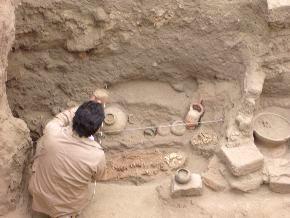 Complejo arqueológico Ventarrón contará con museo de sitio, Lambayeque, Perú