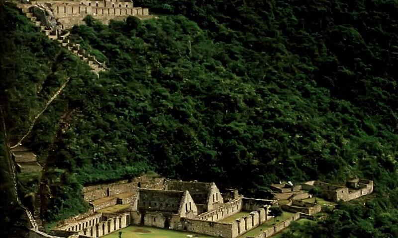 Complejo Arqueológico Choquequirao recibiría 3 millones de visitantes con teleférico y aeropuerto de Abancay
