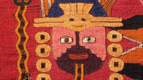 El Perú recuperará colección de mantos y textiles Paracas que se encuentran en Suecia