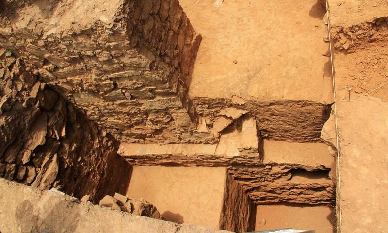Los muros escondidos de Wiracochapampa