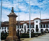 Plaza de Chchapoyas - PromPerú
