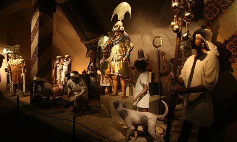 Museo Tumbas Reales de Sipán llegaría a los 2 millones de visitantes a fin de año
