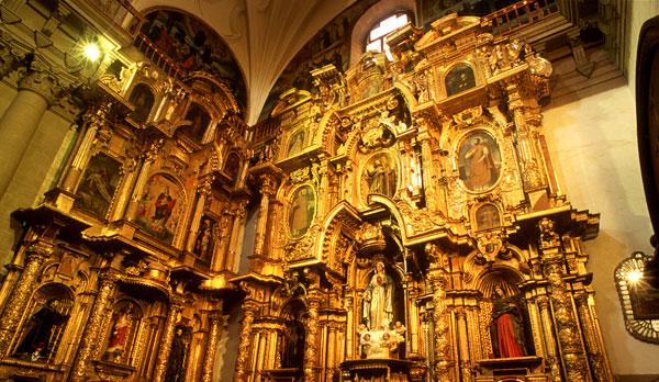 Cusco Virreynal: Barroco andino, arte de la fe