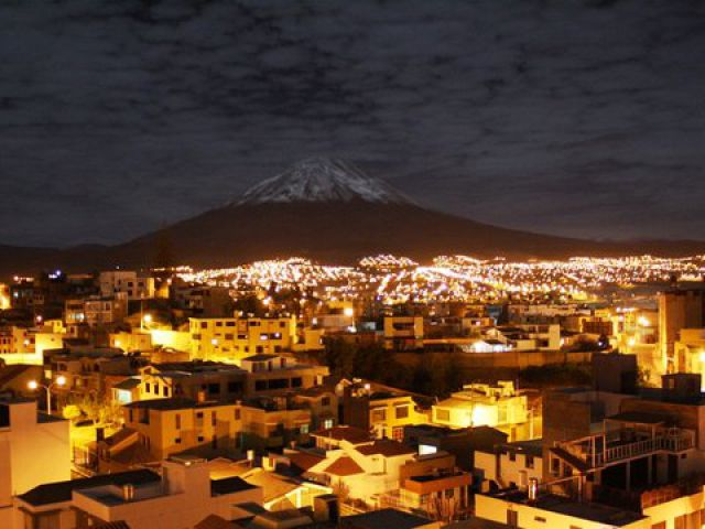 Two 5-star hotels to be built in Arequipa in 2015 portada