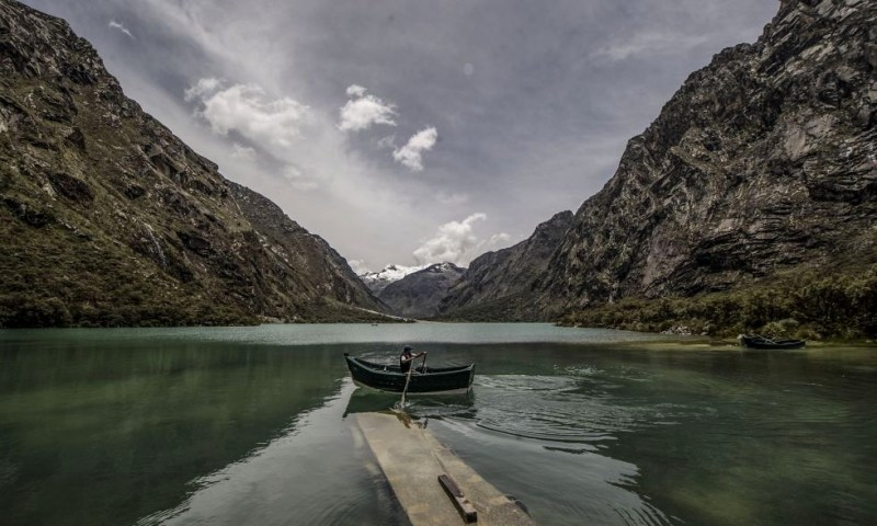 Cambio climático: Los glaciares fatales del Perú