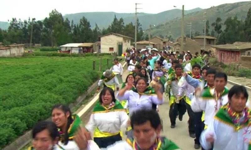 Carnaval Tipaki Tipaki es declarada Patrimonio de la Nación