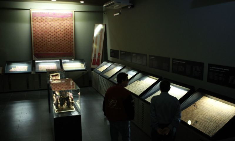 Amano Pre-Hispanic Textile Museum reopens in Lima