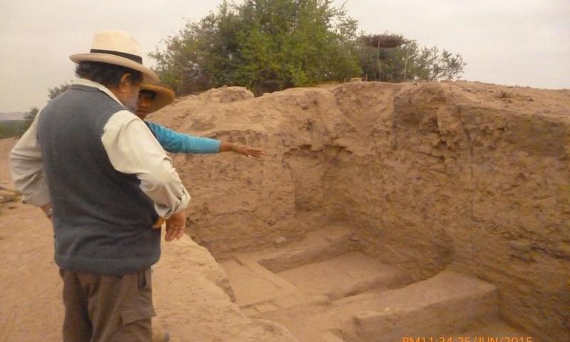 Hallan templos, taller de orfebreria y 14 tumbas pertenecientes a culturas Mochica, Chimú y Lambayeque