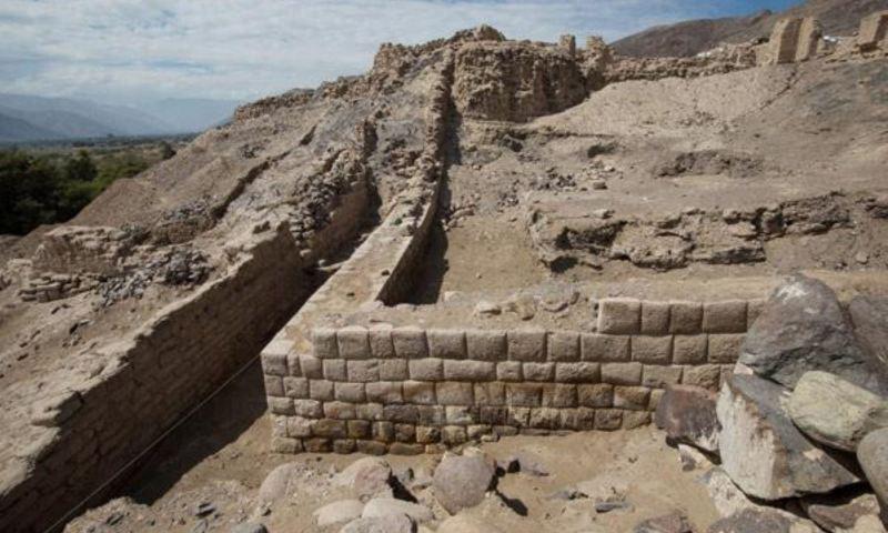 Declaran el monumento arqueológico prehispánico Huarsh como Patrimonio Cultural de la Nación