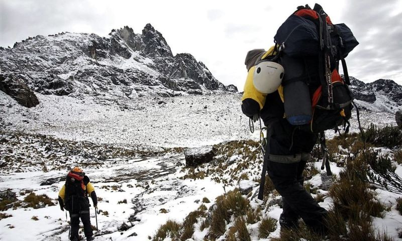 Peru Police rescues missing U.S. tourist near Misti volcano