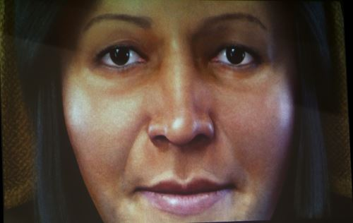 Revelan rostro de soberana de la civilización Caral: La Dama de los Cuatro Tupus