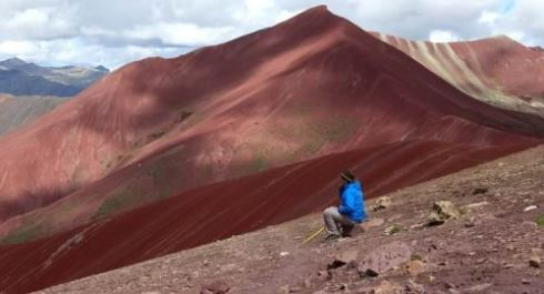 Welcome to the Red Valley, Cusco's new natural tourist sensation