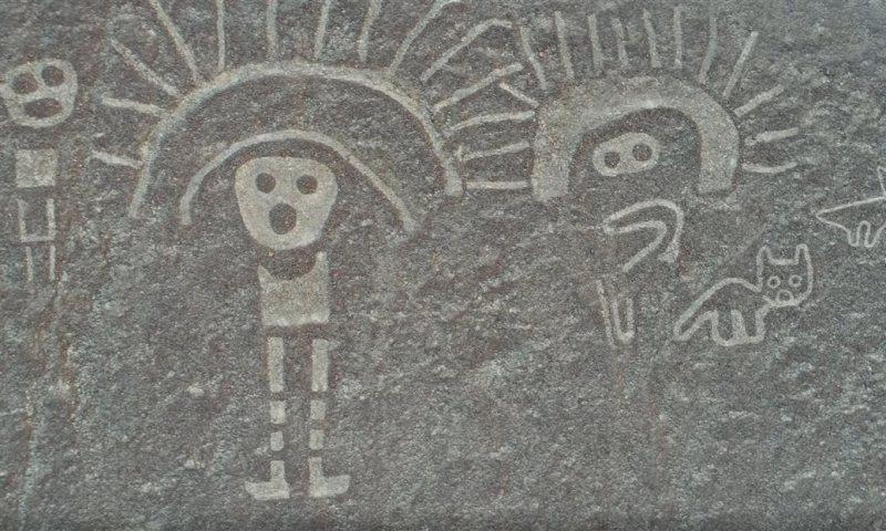 Descubren nuevos geoglifos y líneas en Nasca