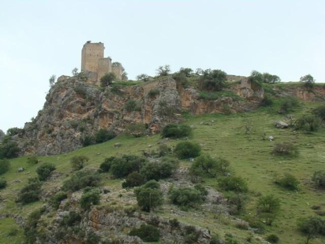 castillo de otiñar