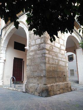 entrada a calle Muralla