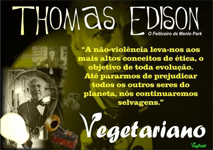 thomas-edison-vegetariano