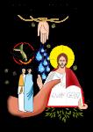 Cartaz para o dia do catequista em 2011