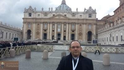 Padre Rafhael Maciel Basilica Sao Pedro Divulgacao
