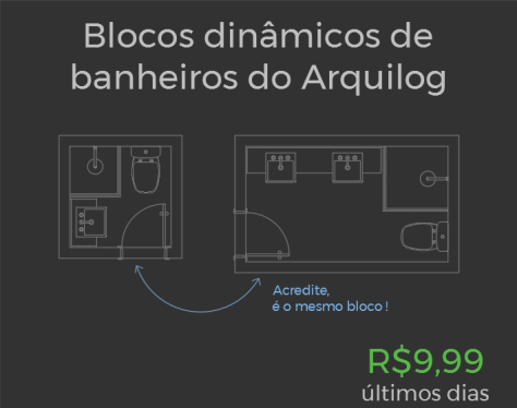 Download de blocos dinâmicos do autocad