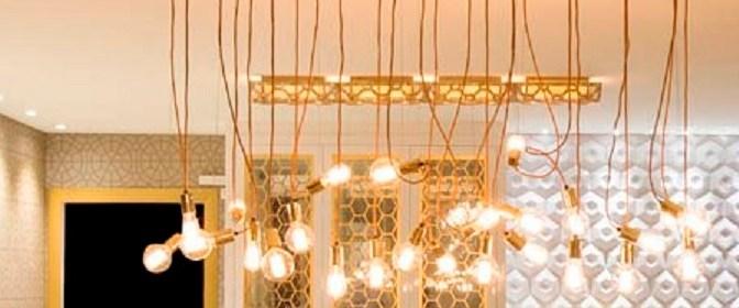 Lâmpadas Retrô de Filamentos Incandescentes não são retrô só no estilo