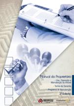 Sinduscon - Manual do Proprietário - Uso, Operação e Manutenção do Imóvel - Termo de Garantia -Programa de Manutenção -3° Edição