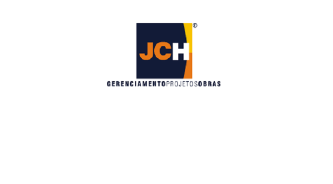 Período trabalhado na JCH Gerenciamento de Projetos e Obras