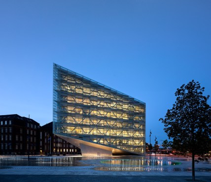 The Crystal - Schmidt Hammer Lassen Architects
