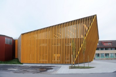Vennesla Library and Culture House - Helen & Hard