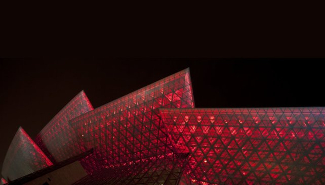 Wuxi Grand Theatre - PES-Architects