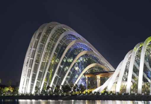 Cooled Conservatories - Wilkinson Eyre Architects