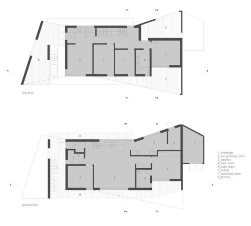 Butterfly House - Donner Sorcinelli Architecture