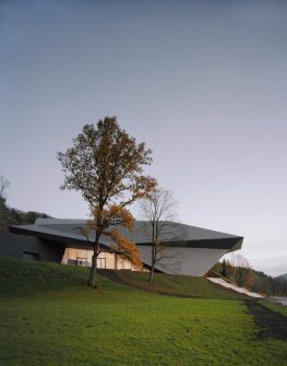 Festival Hall Of The Tiroler Festspiele Erl - Delugan Meissl Associated Architects