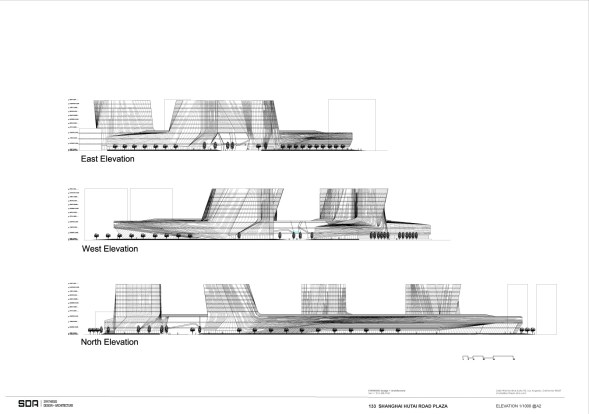 Shanghai Wuzhou International Plaza - SDA & Shenzhen General Architectural Design Institute
