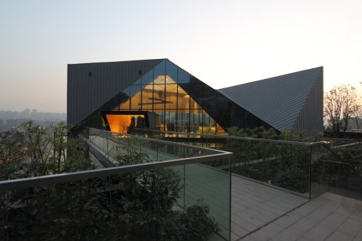 Chongqing Greenland Clubhouse - PURE Design