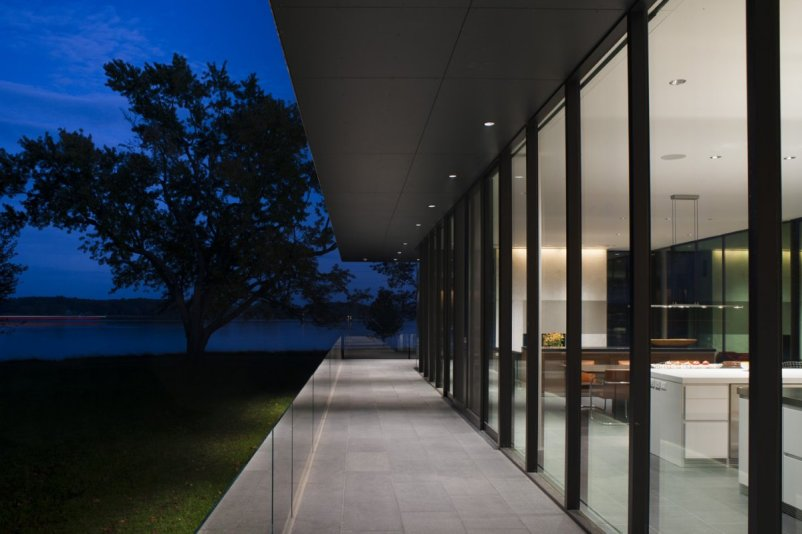 Tred Avon River House - Robert M. Gurney Architect