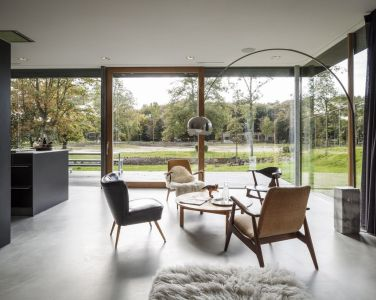 Villa V - Paul de Ruiter Architects
