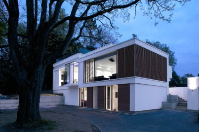 White Lodge - Dyer Grimes Architects
