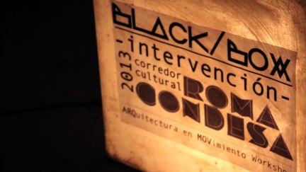 Black Box – Arquitectura en Movimiento