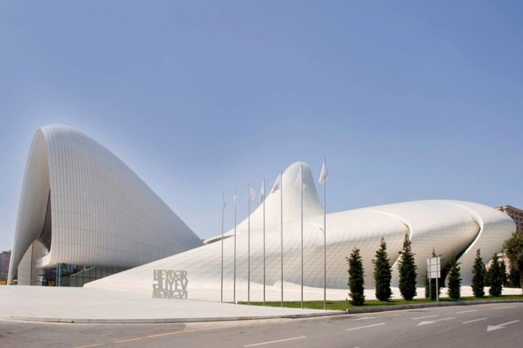Heydar Aliyev Centre - Zaha Hadid Architects