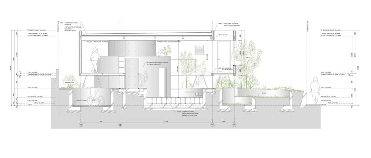 Pit House - UID Architects