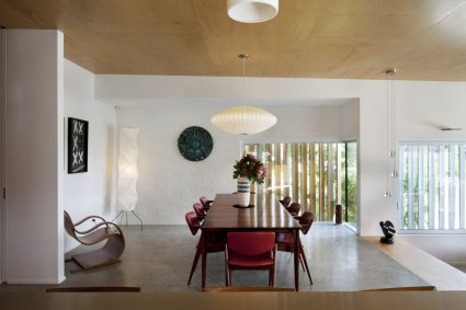 Brown Vujcich House - Bossley Architects