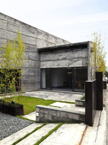Tapered House - Anderson Lee