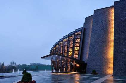Wuzhen Theater - Artech Architects