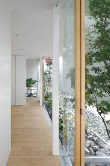 Green Edge House - mA-style Architects