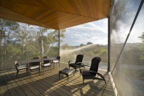 Rest House - Tim Spicer Architects & Col Bandy Architects