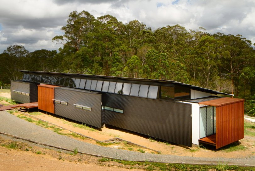 Wallaby Lane House - Robinson Architects