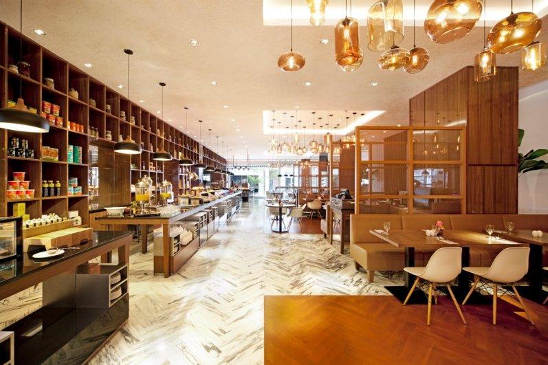 Element Café - designphase dba