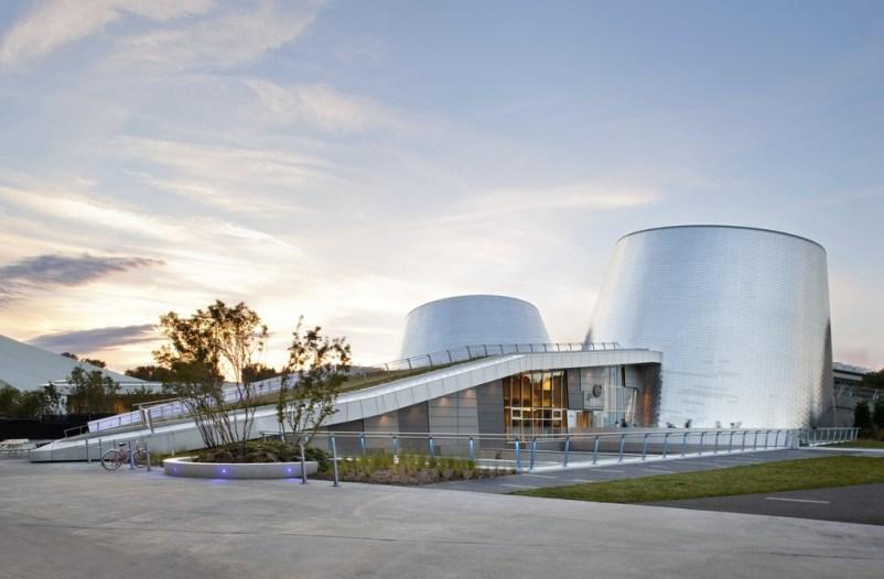 Rio Tinto Alcan Planetarium - Cardin Ramirez Julien + Ædifica