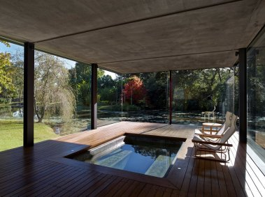 Wirra Willa Pavilion - Matthew Woodward Architecture