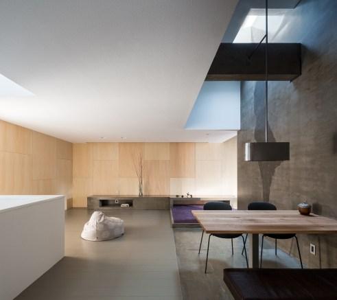 Tuneful House - FORM / Kouichi Kimura Architects